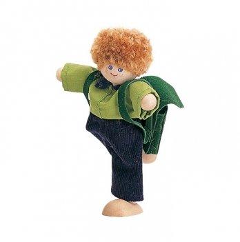 Деревянная кукла PlanToys® Мальчик