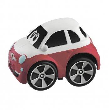 Машинка инерционная Fiat 500 Racer Mini Turbo Touch Chicco 07666.00