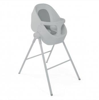Стульчик для купания Bubble Nest Chicco 79117.19 серый