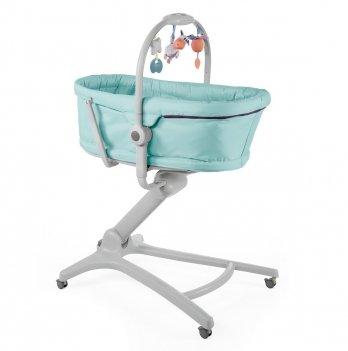 Кроватка-стульчик для новорожденного Chicco Baby Hug 4в1, цвет 11