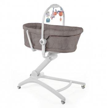 Кроватка-стульчик Chicco Baby Hug 4 в 1 Limited Edition Коричневый 79173.18