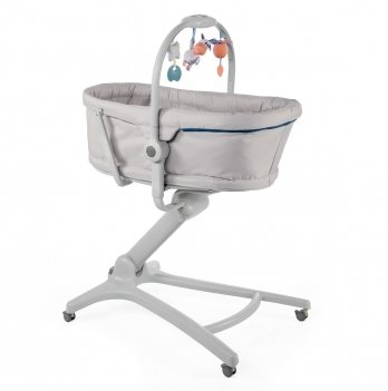 Кроватка-стульчик для новорожденного Chicco Baby Hug 4в1, цвет 21
