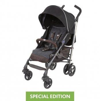 Прогулочная коляска Chicco Lite Way 3 Top Stroller Special Edition Коричневый 79599.03
