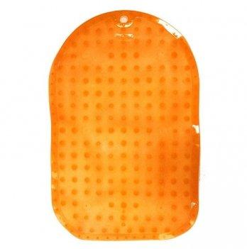 Коврик для ванной BabyOno детский, противоскользящий, 55 х 35 см, оранжевый