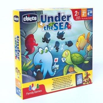 Настольная игра Chicco Under the Sea