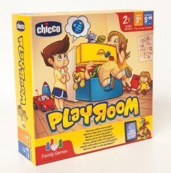 Настольная игра Chicco Playroom