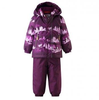 Зимний костюм (куртка и полукомбинезон) Reima Reimatec Ruis Бордовый 513127-4967