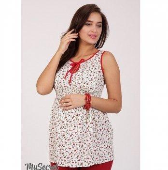 Блуза для беременных и кормящих мам MySecret Liddy BL-28.022 экрю