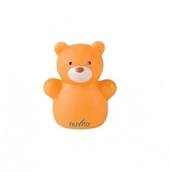 Детский ночничек Nuvita, Медвежонок 0м+, 8см