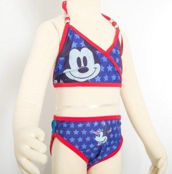 Купальник раздельный Disney Микки Маус (Mickey), синий