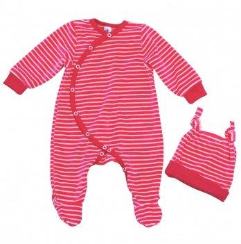 Набор одежды для новорожденных Minikin Малиновый 209004