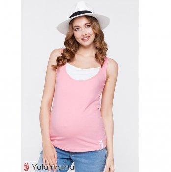 Майка для беременных и кормящих MySecret Tilla Ярко-розовый NR-20.042