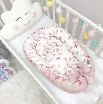 Кокон Baby Design Premium Бабочки Маленькая Соня 5020222