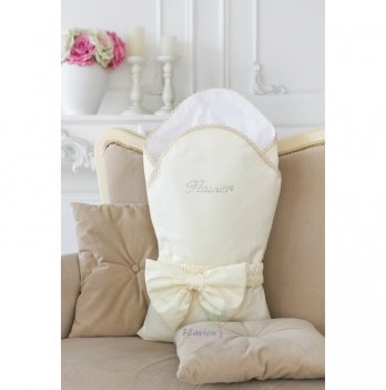Конверт-одеяло для новорожденного Flavien зимний