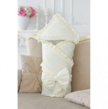 Демисезонный конверт-одеяло для новорожденного Flavien 1006/03 бежевый