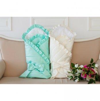Конверт-одеяло на выписку лето Flavien 1007/02 молочный