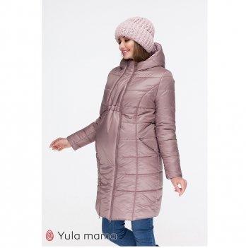 Пальто для беременных Mariet MySecret OW-49.043 Бежевый