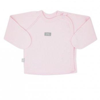 Распашонка детская Коллекция 2019 SMIL 101173 розовый