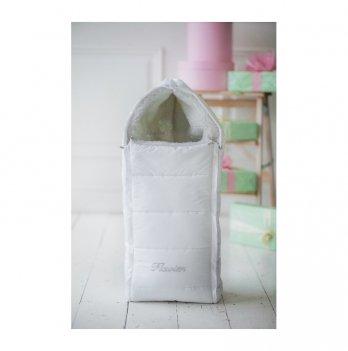 Зимний конверт для новорожденного Flavien 1012/03 белый