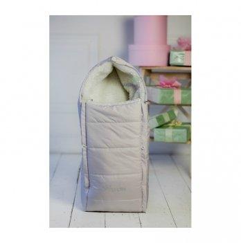 Зимний конверт для новорожденного Flavien 1012/04 серый