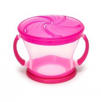 Контейнер для печенья, Munchkin, розовый