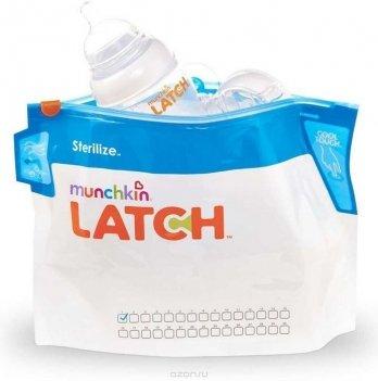 Пакеты для стерилизации в микроволновой печи Munchkin 6 шт.