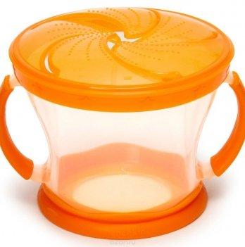Контейнер для печенья, Munchkin, оранжевый