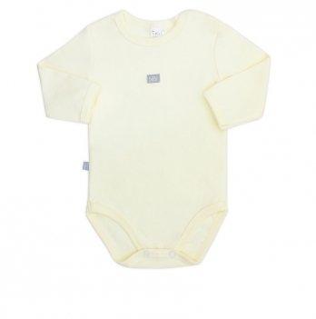 Боди-футболка детская Коллекция 2019 SMIL 102451 кремовый