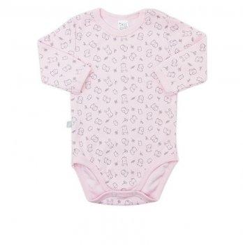 Боди-футболка детская Коллекция 2019 SMIL 102451 розовый