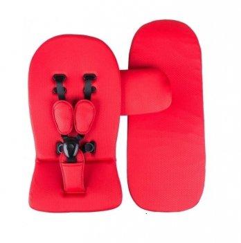 Стартовый набор для коляски Mima Xari Красный 13654 S103RR