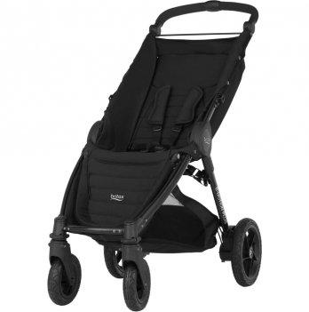 Прогулочная коляска Britax B-MOTION 4 plus Черный