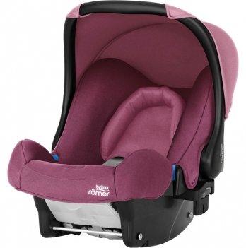 Автокресло Britax-Romer BABY-SAFE Розовый