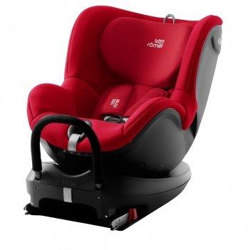 Автокресло Britax-Romer DUALFIX2 R Красный