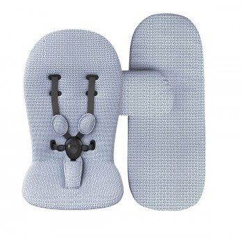 Стартовый набор для коляски Mima Xari Голубой 26154 S103XB