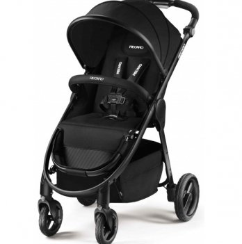 Прогулочная коляска Recaro CityLife Черный