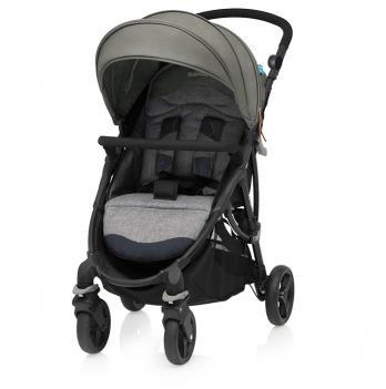 Прогулочная коляска Baby Design Smart Зеленый