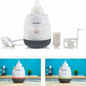 Подогреватель для бутылочек Tulip Bottle Warmer Cream, Babymoov, (домашний)