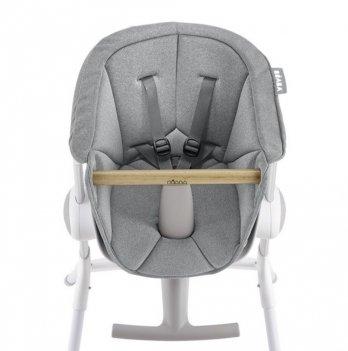 Сиденье для стульчика Beaba Up&Down серый