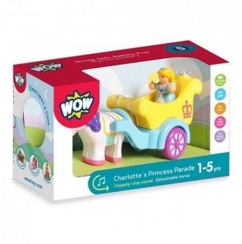 Кортеж принцессы Шарлотта Wow toys