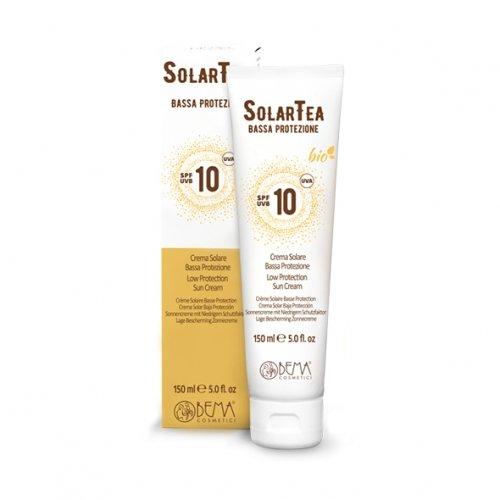 Крем солнцезащитный с низким уровнем защиты SPF 10, 150мл, Bema Cosmetici