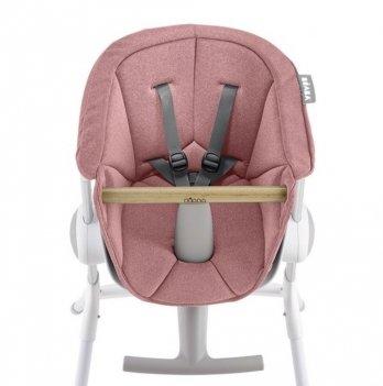 Сиденье для стульчика Beaba Up&Down розовый