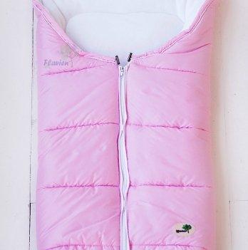 Конверт-кокон для новорожденного Flavien Розовый