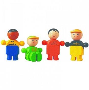 Деревянный игровой набор PlanToys® Ремесленники