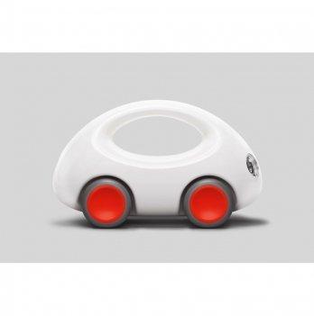 Игрушечная машинка Kid O, Первый автомобиль, белый (светится в темноте)