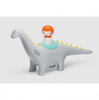 Игрушка развивающая Kid O, Динозавр и малыш (звук)