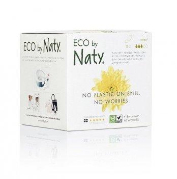 Прокладки Naty normal 244671 15 шт