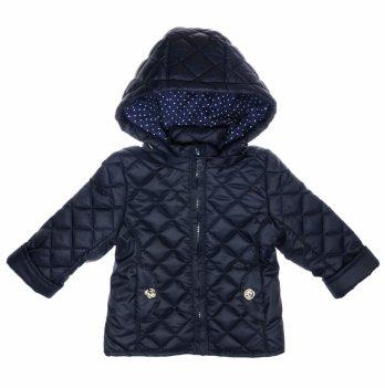 Куртка для девочки, Garden baby, синяя