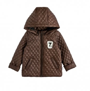 Демисезонная курточка Garden baby Коричневый 105554-45