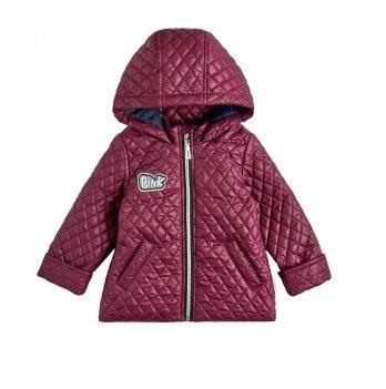 Демисезонная курточка Garden Baby Бордовый 105555-45