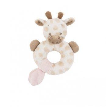 Погремушка Nattou, жираф Шарлота